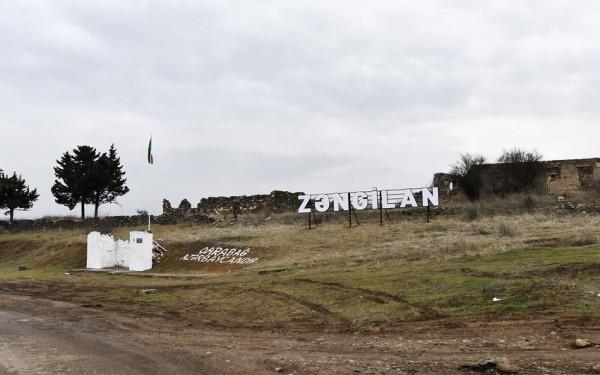 Zəngilanda Azərbaycan-Türkiyə Dostluq Bağı salınır