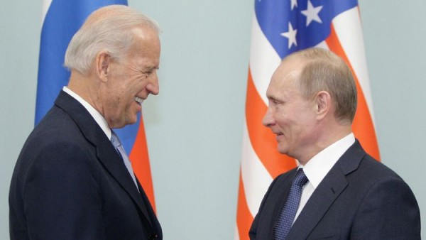 Putin Baydenə cavab verib