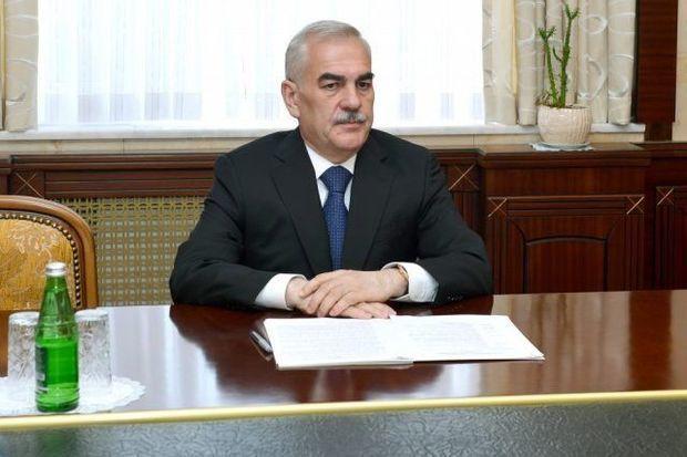 Vasif Talıbov fərman imzalayıb