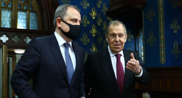 Bayramovun Lavrovla görüşünün detalları açıqlandı