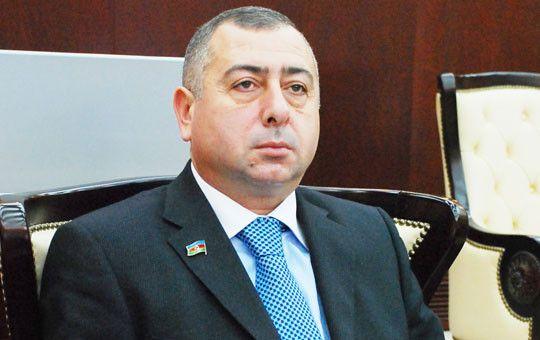 Milli Məclisin sabiq deputatı həbs edildi