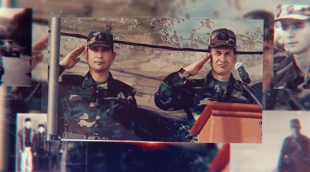Şəhid polkovnik-leytenant Raquf Orucova mahnı həsr edilib - VİDEO