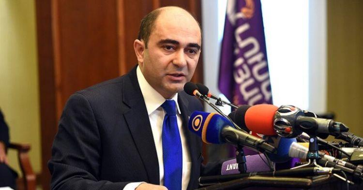 """""""Azərbaycan şərt irəli sürdüyündən həmsədrlər Qarabağa gedə bilmir"""" -  Edmon Marukyan"""