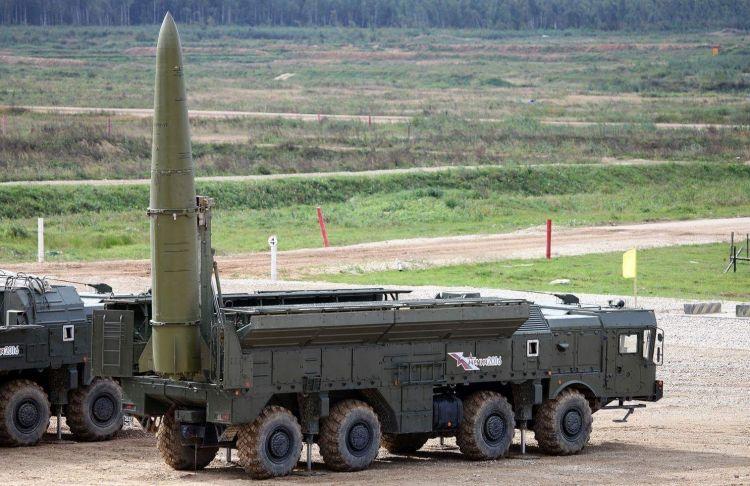 """Federal Təhlükəsizlik Xidməti """"İsgəndər-M"""" raketlərinin Ermənistana satışı barədə araşdırma başlatdı"""