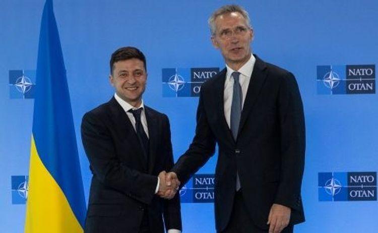 NATO Ukrayna ətrafında Rusiyanın hərbi fəaliyyətindən narahatdır