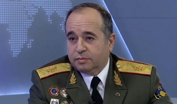 Paşinyan kəşfiyyatçı generalı vəzifədən qovdu