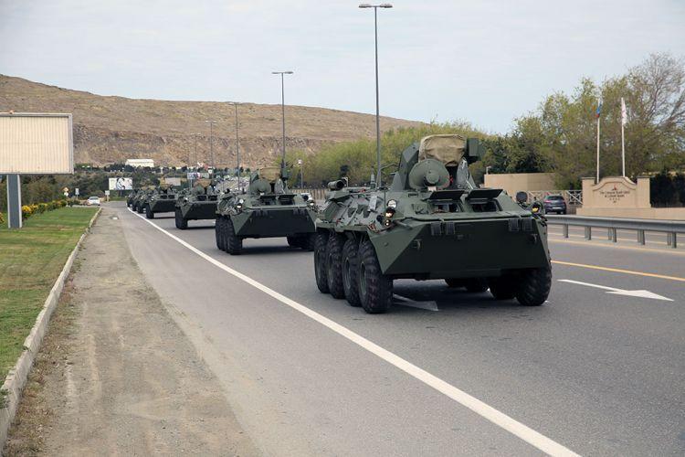 Rusiya İrəvana gedən hərbi yükün qarşısını aldı