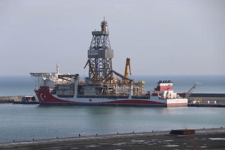 Türkiyə Qara dənizdə yeni kəşfiyyat quyusunun qazılmasına başlayır