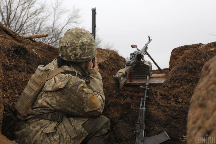 Ukrayna rəsmisi Donbasda hansı hallarda atəş açacaqlarını açıqladı