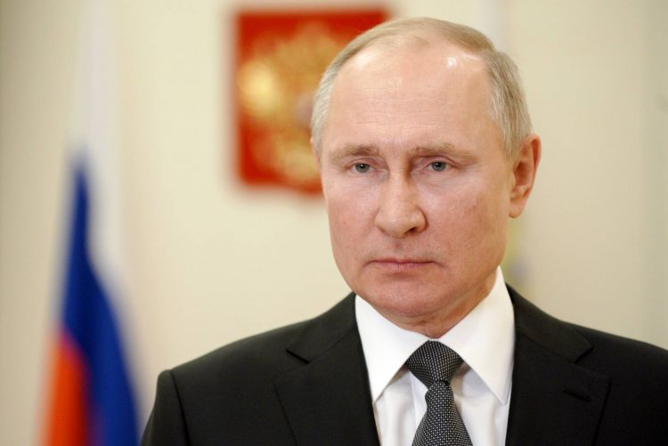 Putindən Qarabağla bağlı  açıqlama