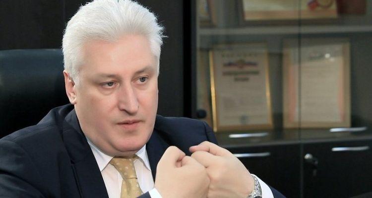 """""""Paşinyan Kremldəki danışıqlarda özünü müftəxor kimi aparır"""" -  İqor Korotçenko"""
