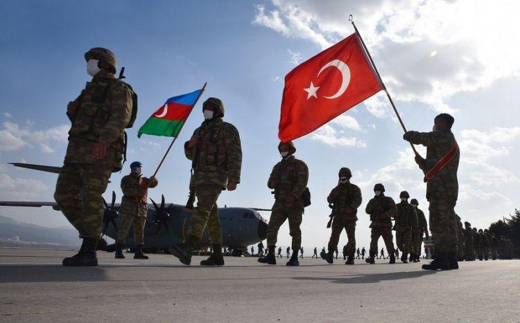 Azərbaycan Türkiyə ilə təlimləri başlatdı