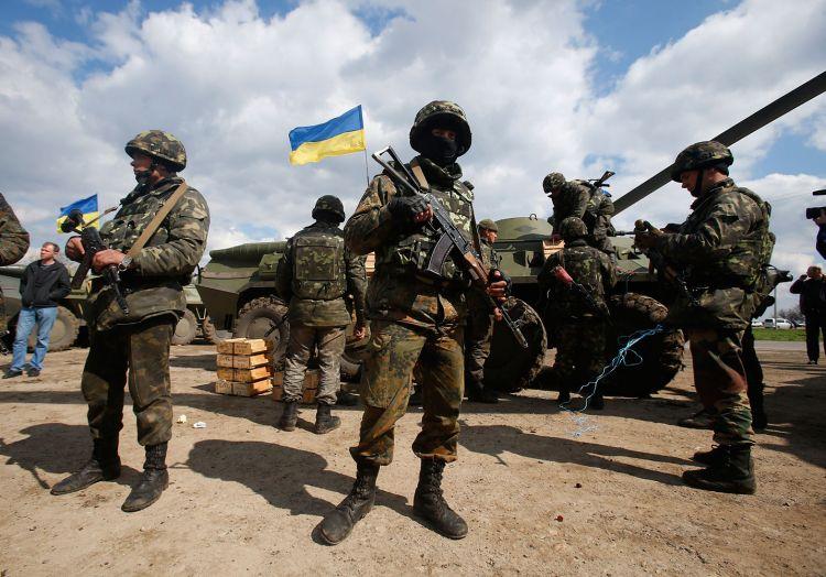 Ukrayna NATO-nun yeddi hərbi təliminə dəvət olundu