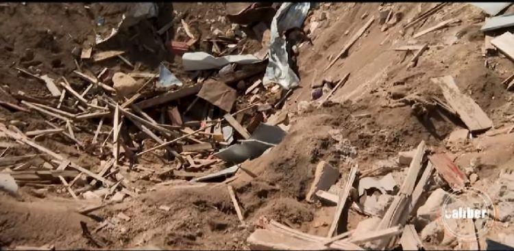 """""""Caliber"""" Şuşada - """"İskəndər-M"""" raketinin atıldığı yerdən REPORTAJ"""