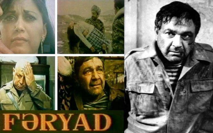 """Yayda """"Fəryad-2"""" filminin çəkilişlərinə başlanılacaq -  RƏSMİ"""