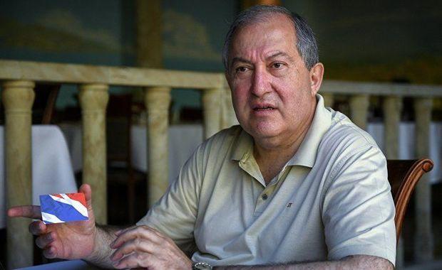 """Ermənistanın keçmiş baş naziri:  """"Armen Sarkisyan Britaniya agentidir"""""""