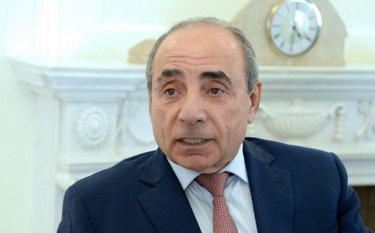 """""""Rəsmi Bakının Ukraynanın ərazi bütövlüyü ilə..."""" -  Yaqub Eyyubov"""