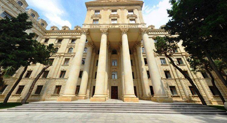 Azərbaycan XİN Hərbi Qənimətlər Parkı ilə bağlı  Ermənistana cavab verdi