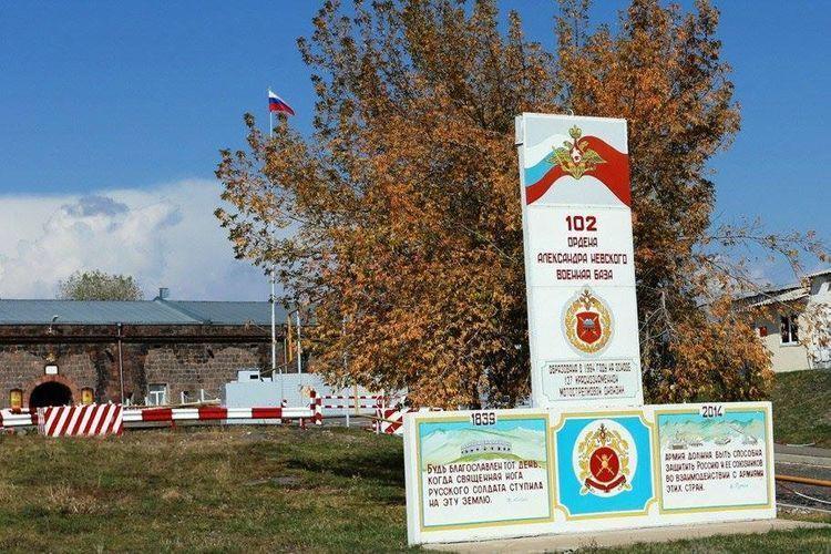 Paşinyan Ermənistanda Rusiya hərbi bazasının genişləndiriləcəyini bildirib