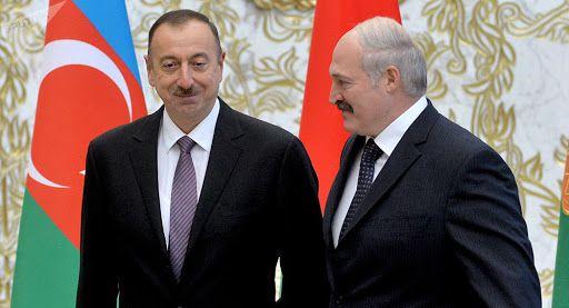 """Lukaşenko İlham Əliyevin oğlundan danışdı: """"Bildiyimə görə oğlunuz da..."""""""