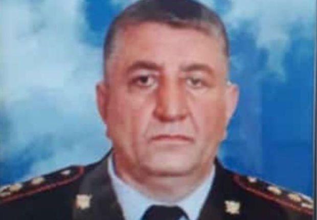 Polkovnik-leytenant koronavirusdan öldü