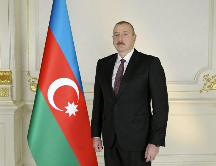 Prezident İlham Əliyev Cibutinin dövlət başçısını təbrik edib