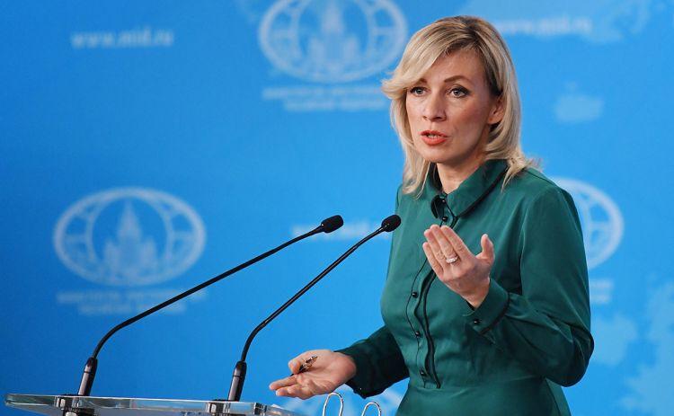 Zaxarova:  Türkiyənin Ukraynaya PUA göndərməsi...