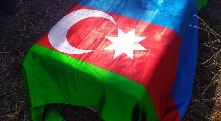 Azərbaycan Ordusunun minaya düşən əsgəri şəhid olub -  FOTO