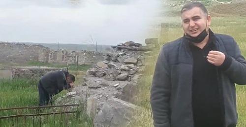 Jurnalist 28 il sonra ata yurdunda göz yaşlarına hakim ola bilmədi -  VİDEO