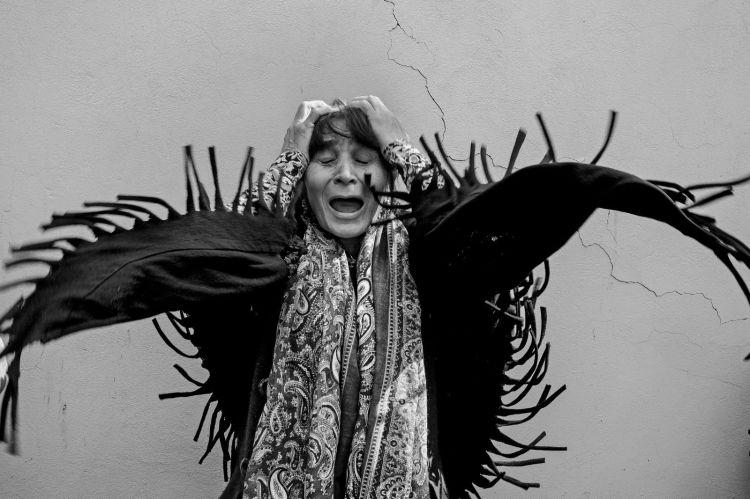 Gəncədə çəkilən bu şəkil İLİN FOTOSU seçildi - VİDEO