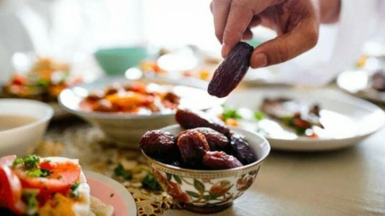 Ramazan ayının dördüncü gününün  imsak, iftar və namaz vaxtları - FOTO
