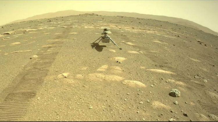 Sabah Marsda ilk uçuş gerçəkləşəcək -  NASA açıqladı