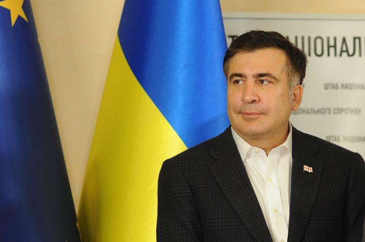Saakaşvili: Ukraynada indi baş verənlər 2008-ci ili xatırladır