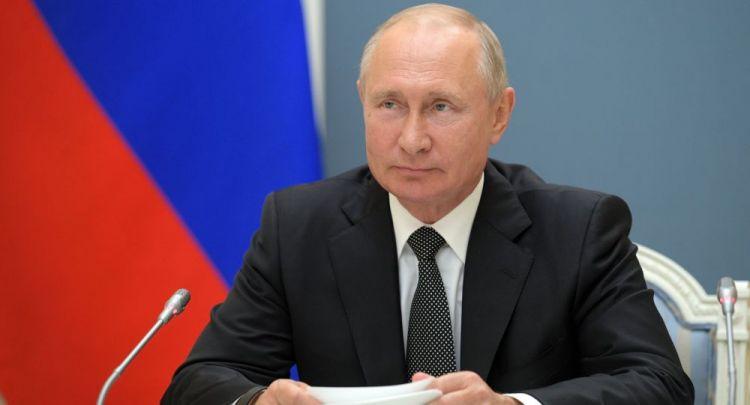 Vladimir Putin Xəzər üzrə yeni nümayəndə təyin edib