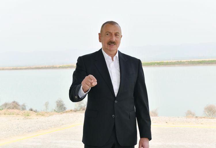 """""""Azərbaycan xalqı 101 il əvvəl əlimizdən alınmış Zəngəzura qayıdacaq"""" -  Prezident"""