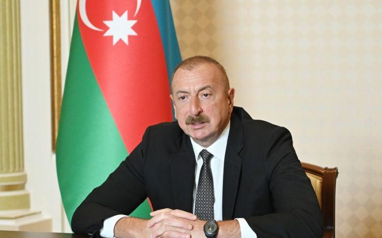Prezident Rusiyadan Ermənistana silah qaçaqmalçılığından danışdı