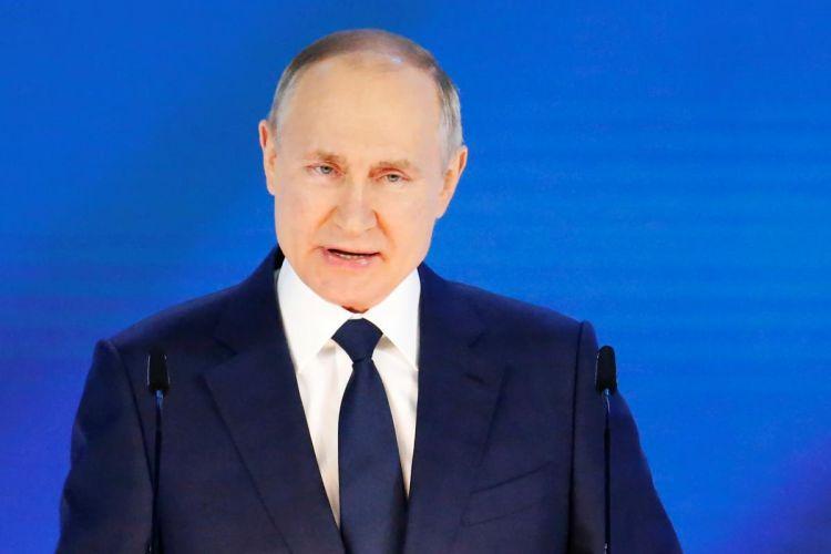 Putin Zelenskinin Donbasda görüşmək təklifinə cavab verdi