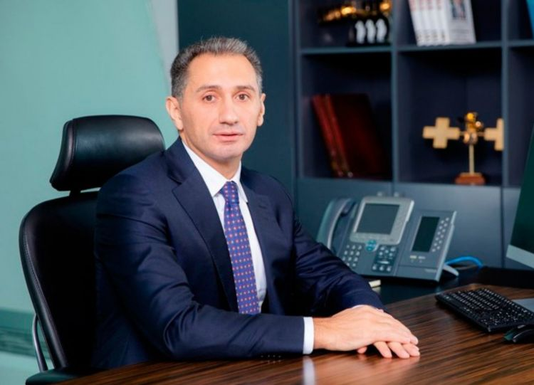 """Rəşad Nəbiyev """"Aztelekom""""un baş direktorunu işdən çıxardı - FOTO"""