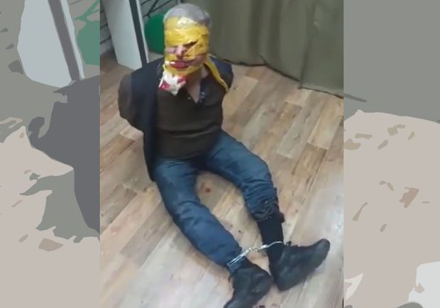 Moskvada ermənilər azərbaycanlını vəhşicəsinə döyüb, pulunu əlindən aldılar –  VİDEO