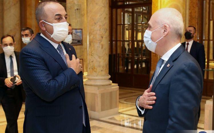 """XİN başçısı:  """"Türkiyənin Gürcüstana dəstəyi çox önəmlidir"""""""