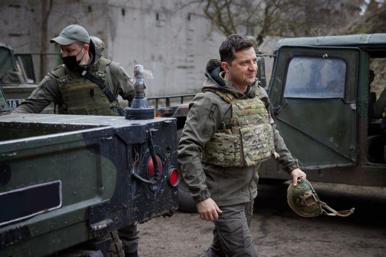 Zelenski Rusiyanın qərarını dəstəklədi