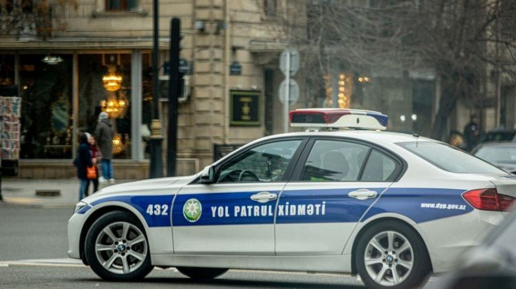 Yol patrul xidməti görünməyən yerdə dayana bilərmi? -  VİDEO