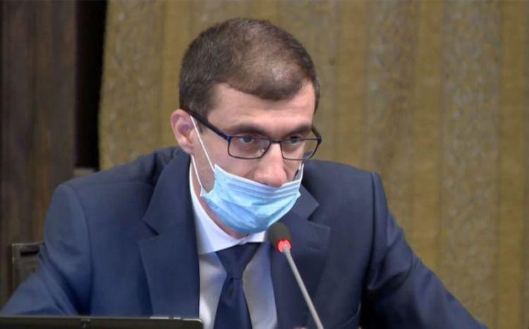 Ermənistan hökumətindən daha bir nazir istefa verdi
