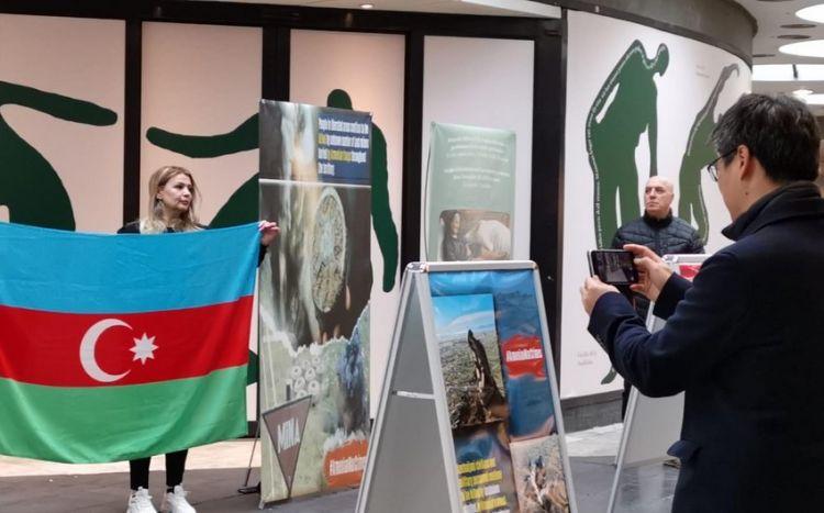 Stokholmda Ermənistanın Qarabağ bəyanatını pozmasına etiraz edilib -  FOTO