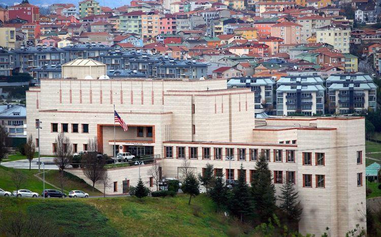 ABŞ-ın Türkiyədəki diplomatik idarələri  bağlanır