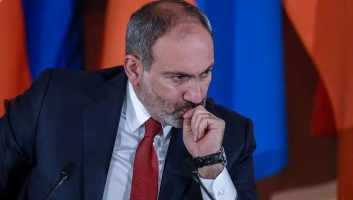 Nikol Paşinyan vəzifəsindən   istefa verdi