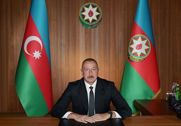 İlham Əliyevin BMT-nin komissiyasının iclasında çıxışı -  YENİLƏNİB - VİDEO