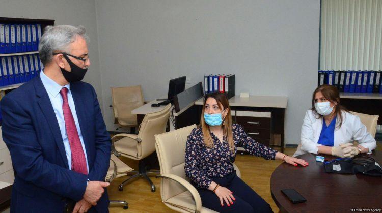 Daha 80-ə yaxın jurnalist vaksinasiya olundu -  FOTO