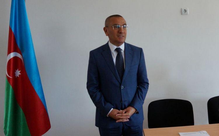 Şəmkir Rayon İcra Hakimiyyətinin başçısı vəzifəsindən azad edildi