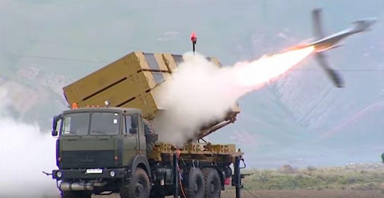 """""""Harop""""larla iki saat ərzində ermənilərin 14 tankını məhv etdik"""" -  General-polkovnik"""